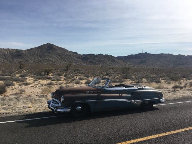 ICON Derelict 1950 Buick Roadmaster