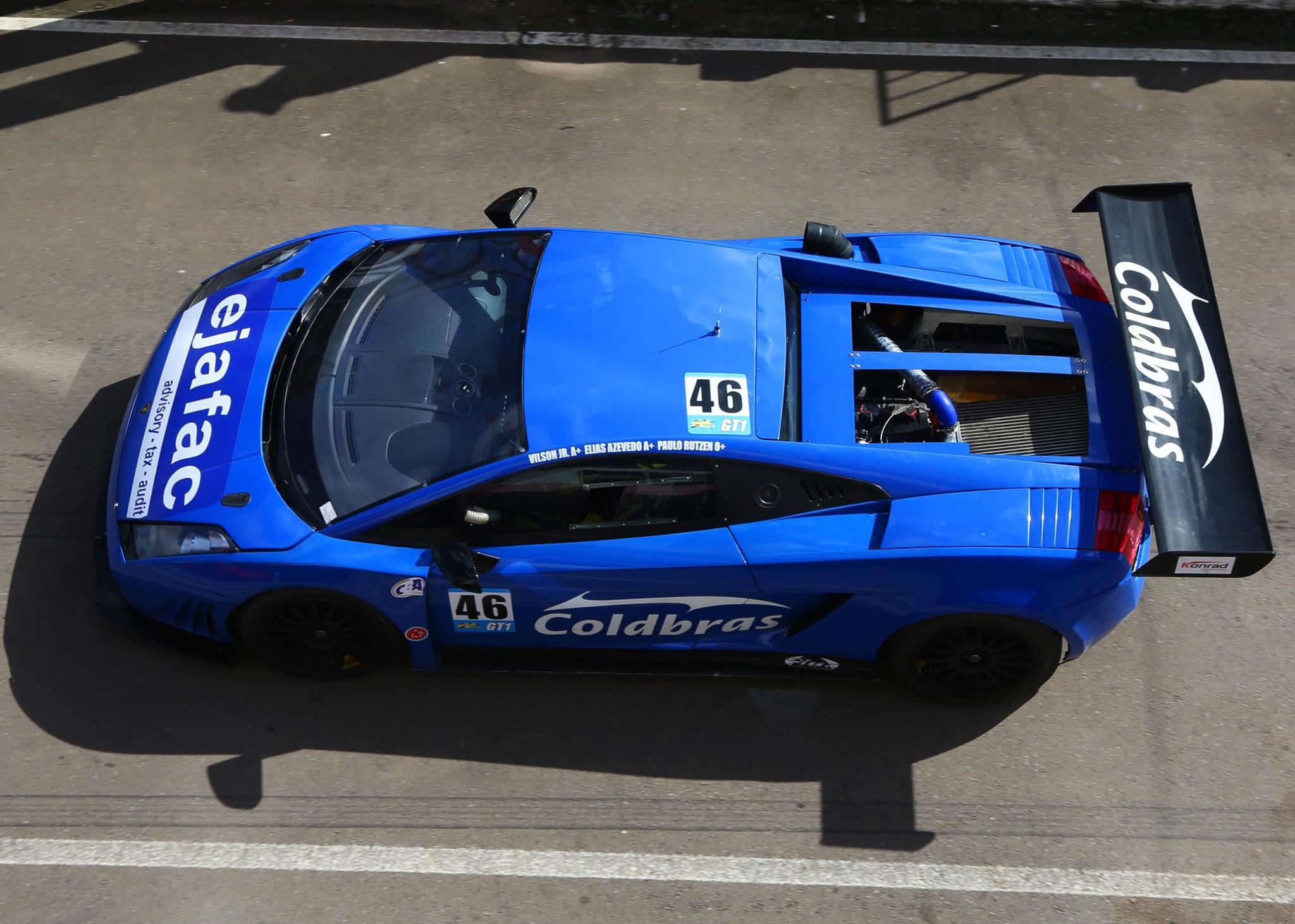 Lamborghini Gallardo With A Turbocharged Vw Inline Four Engine