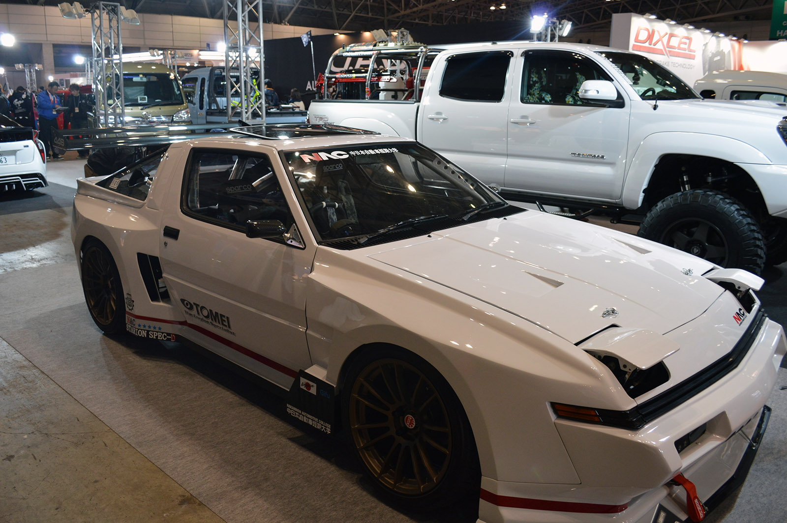 Widebody Starion With A Rb26 Engine Swap Depot