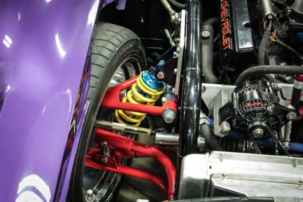 Speedway Motors 1967 Camaro with a 440 ci SBC V8