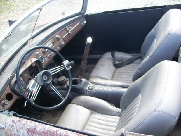 1964 MG MGB Rat Rod with a Ford 302 V8