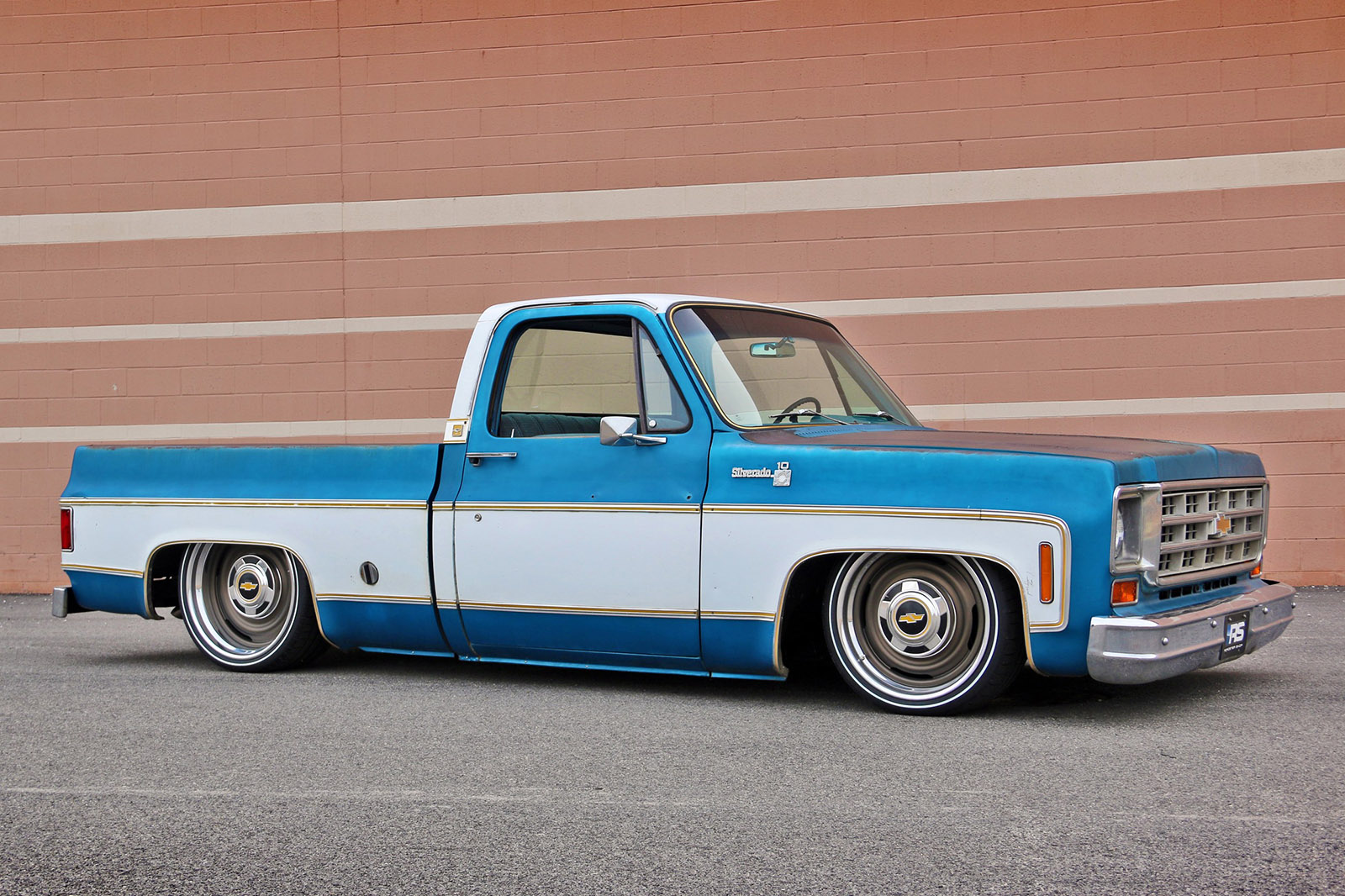 Chevy Long Bed Truck