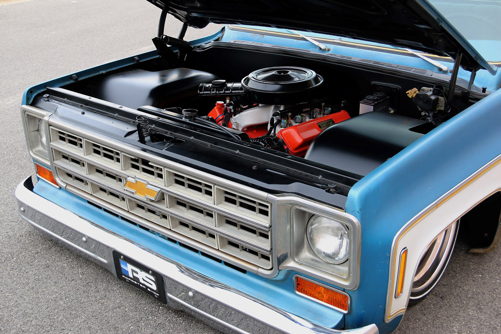 Chevy C10 with a 408 ci LSx – Engine Swap Depot