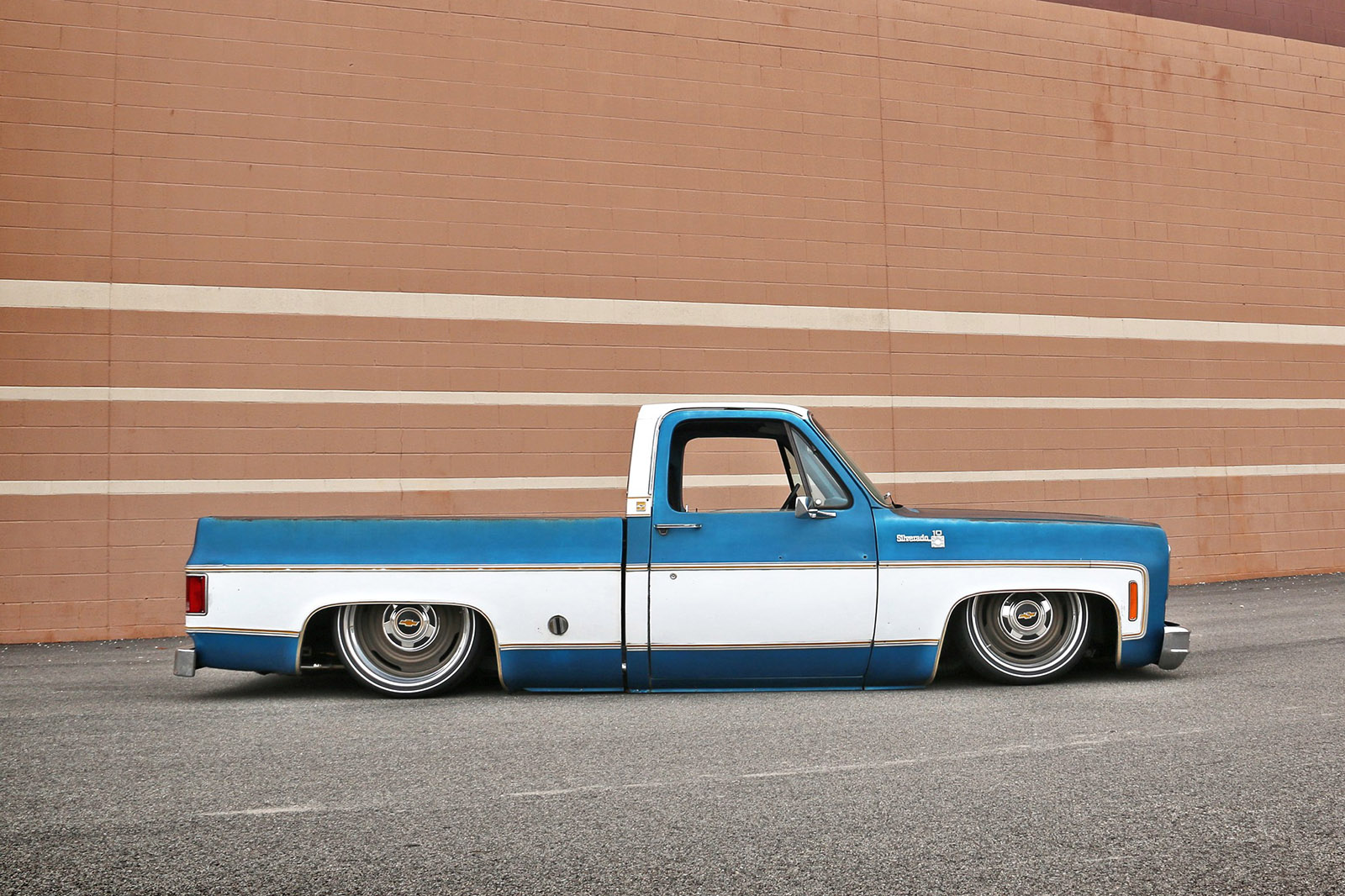 All Chevy 1976 chevy c10 : Chevy C10 with a 408 ci LSx – Engine Swap Depot
