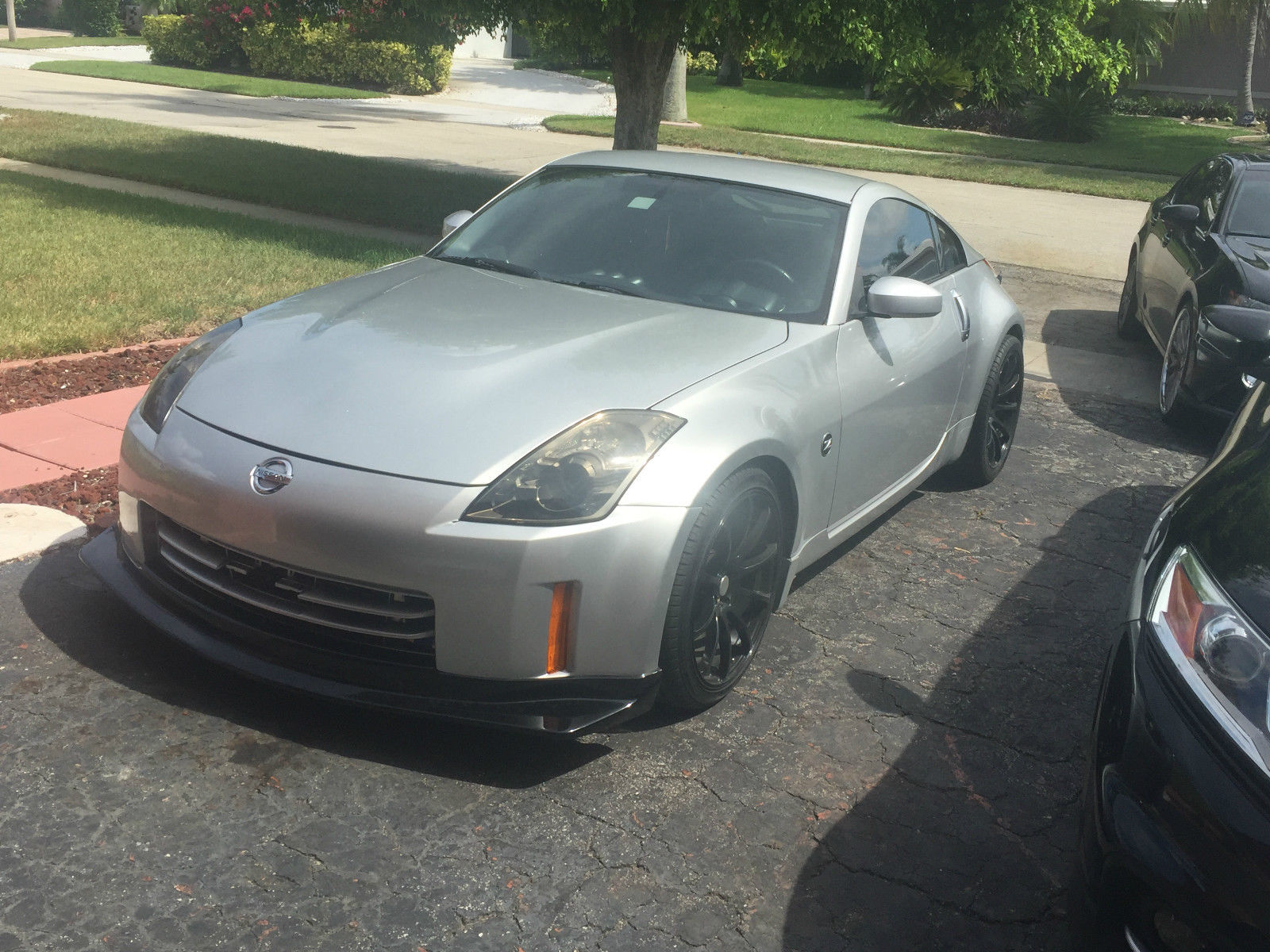 For Sale: Nissan 350Z with a 2JZ – Engine Swap Depot