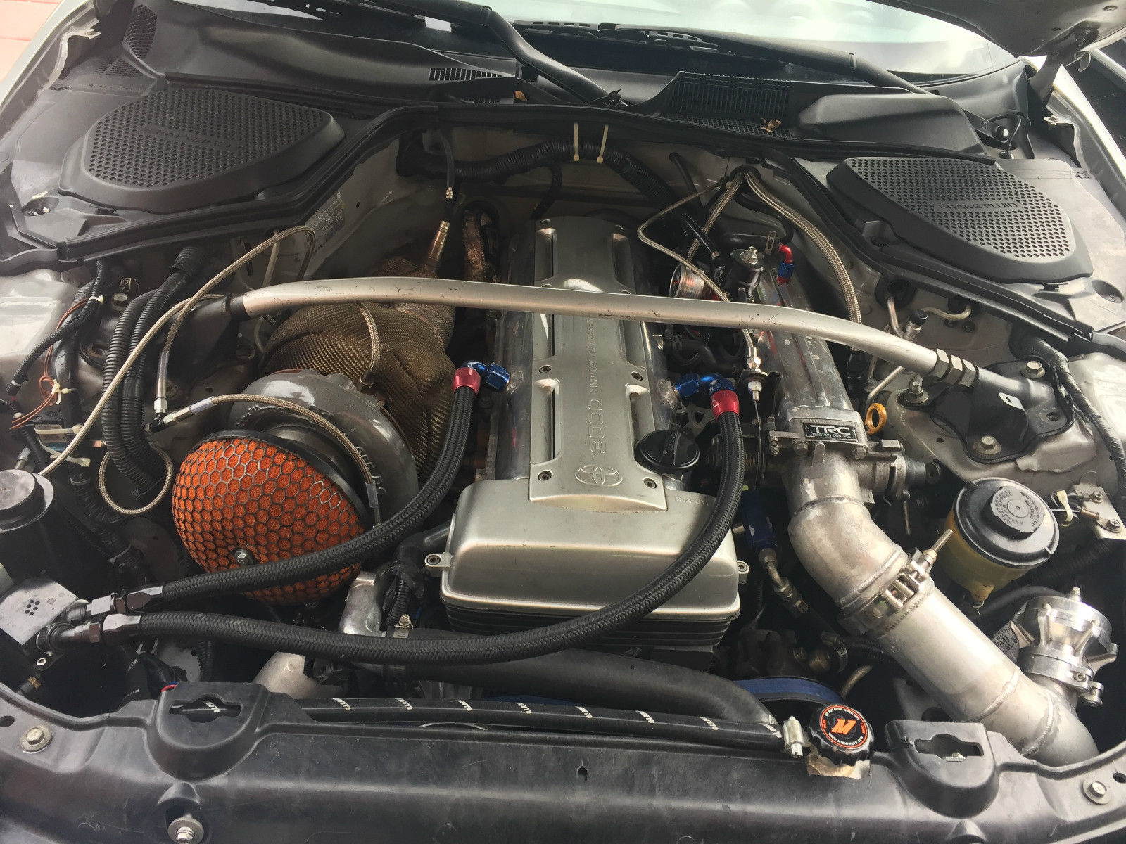 2jz 350z Wiring Harness 23 Diagram Images Diagrams Engine Swap Depot 2007 Nissan With A Gte Inline Six 04 For Sale