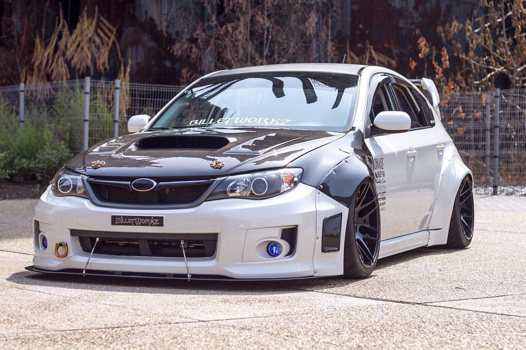 Subaru Wrx With A Turbo Rb26 Engine Swap Depot
