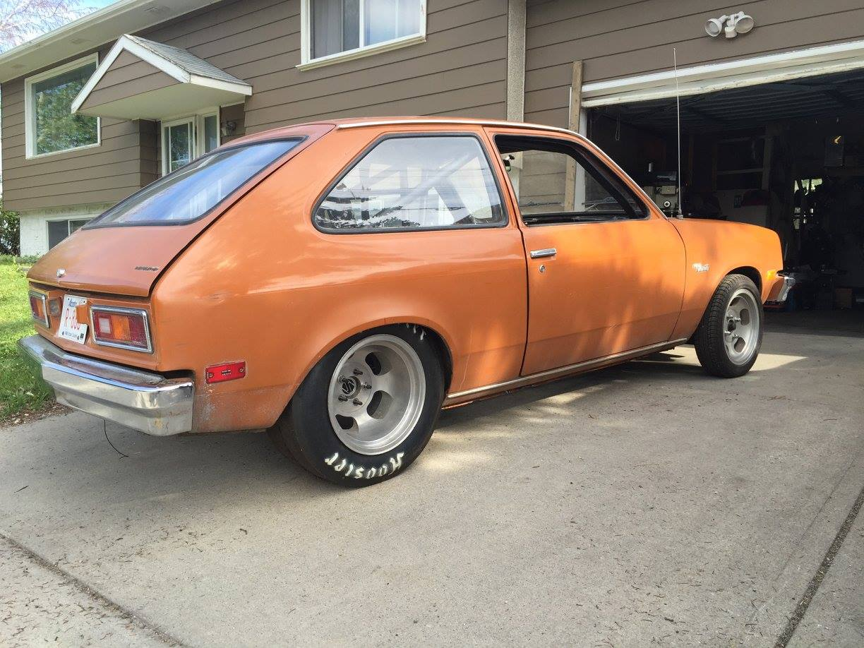 Chevette With A Twin Turbo Lsx Engine Swap Depot