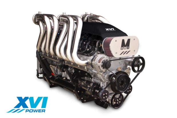 Sixteen Power LSx based 14.0 L V16
