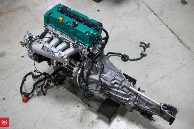 Swapping a K24 into a AE86 – Part 2 – Engine Swap Depot