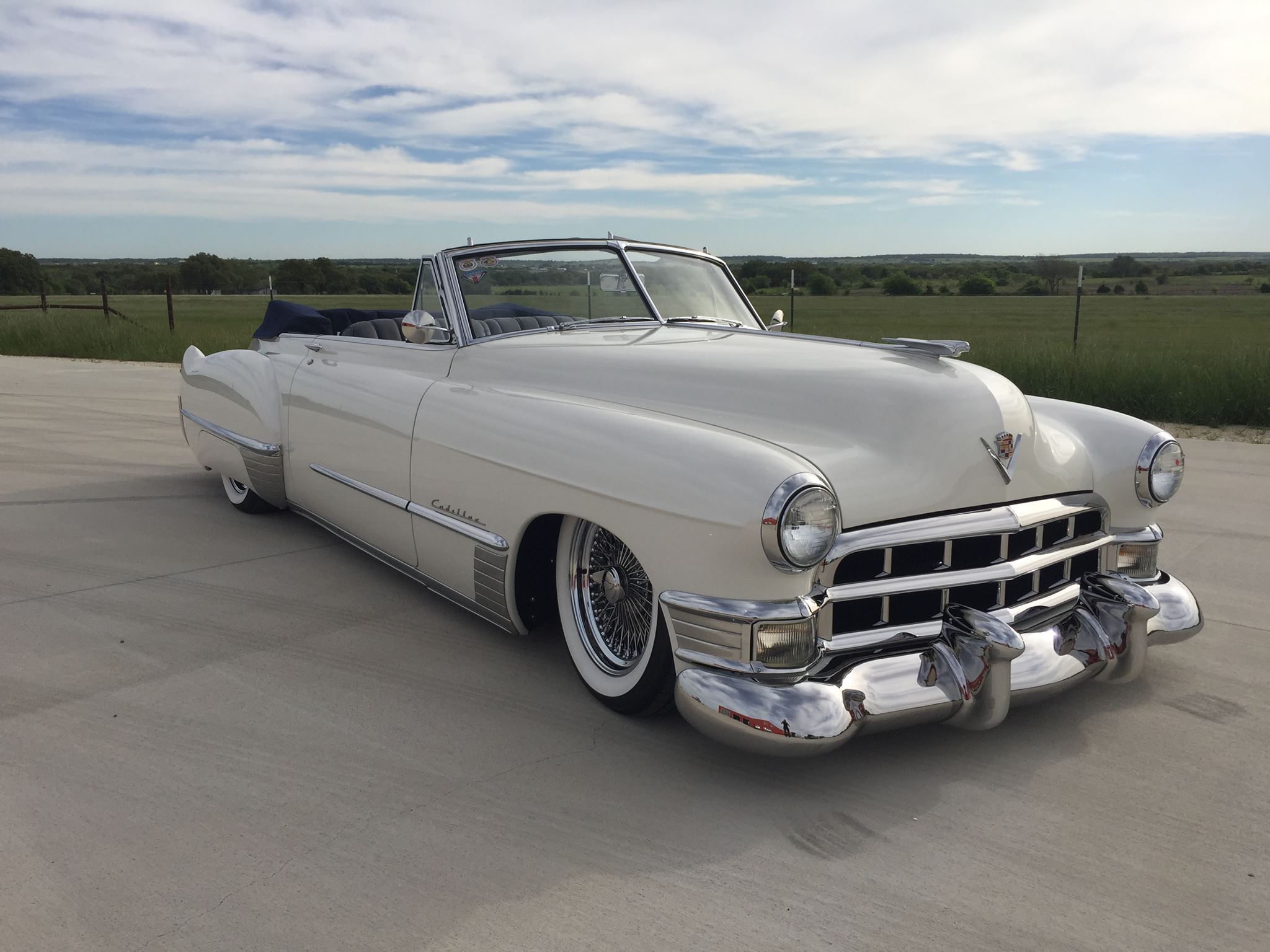 1949 Cadillac Series 62 With A Supercharged Lsx Engine