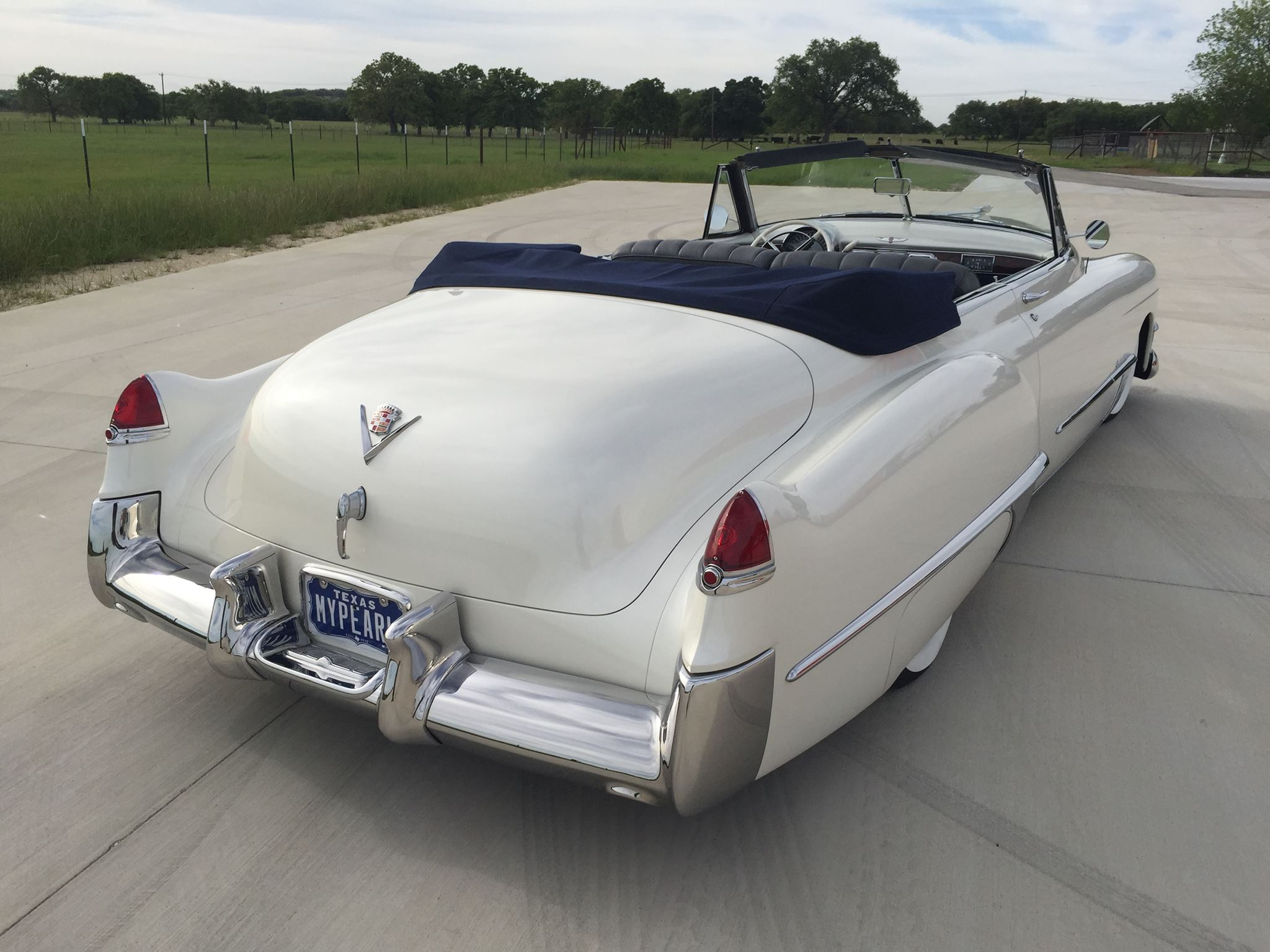 1949 cadillac series 62 with a supercharged lsx engine swap depot 1951 cadillac for the cadillac the team wanted a strong foundation to handle some serious power so the factory chassis was rolled away for a custom one by the roadster