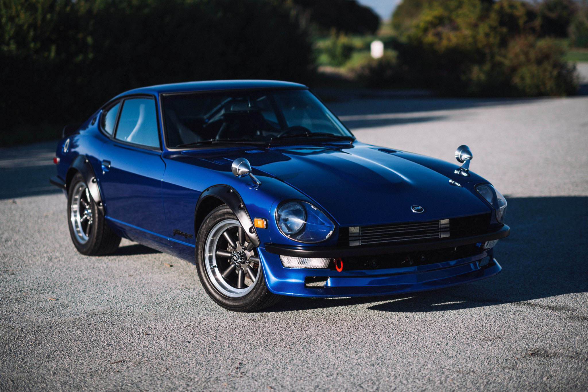 For Sale: 1973 Datsun 240Z With A Turbo L28