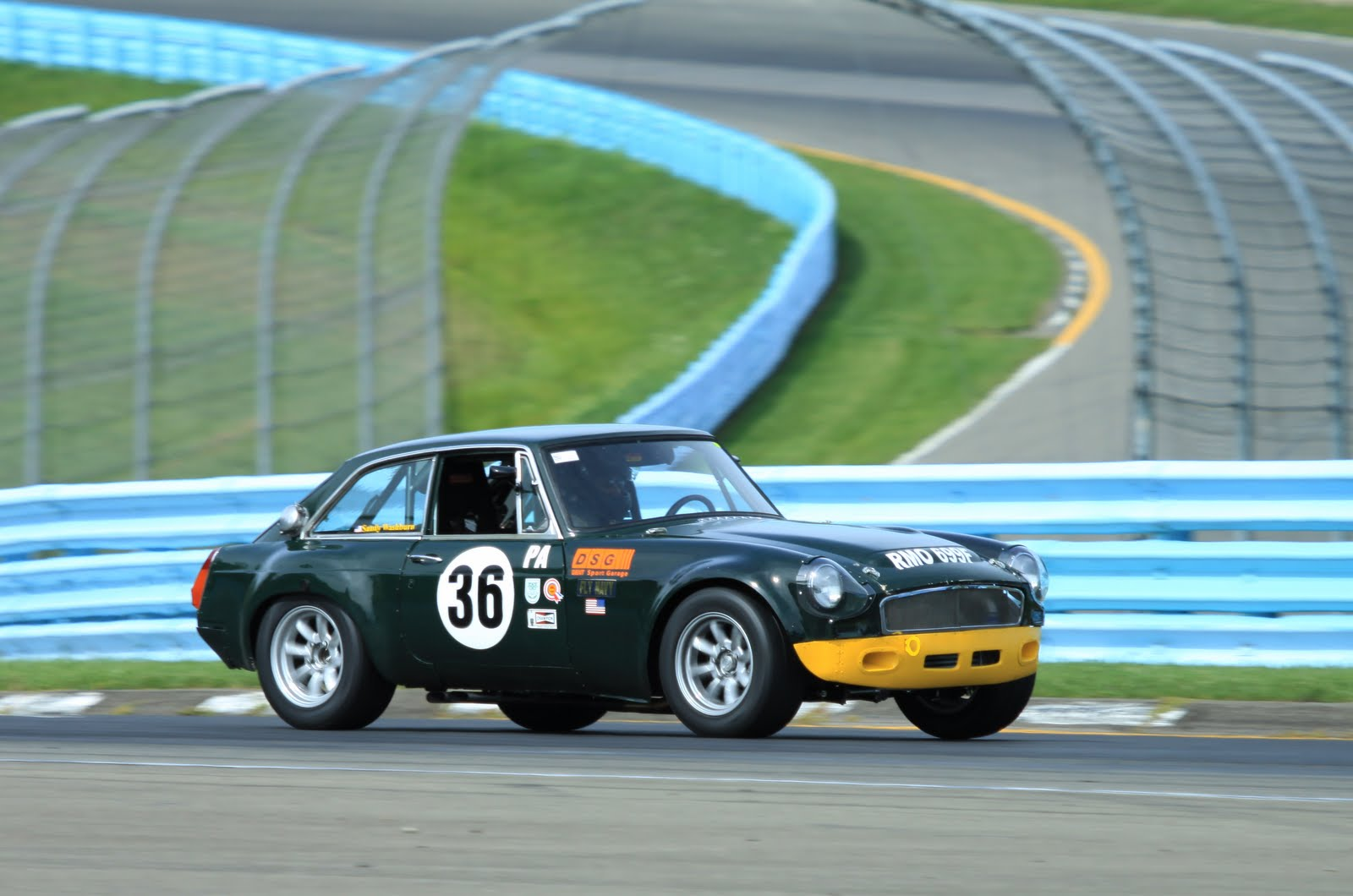 For Sale: 1973 MGB GT with a Twin-Turbo 1JZ – Engine Swap Depot