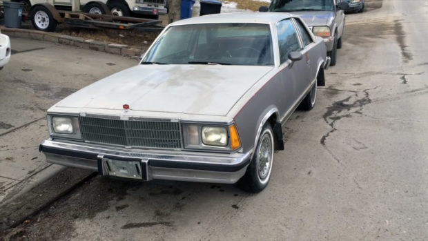 1980 Malibu with a turbo 6.0 L LSx V8 for $2,000