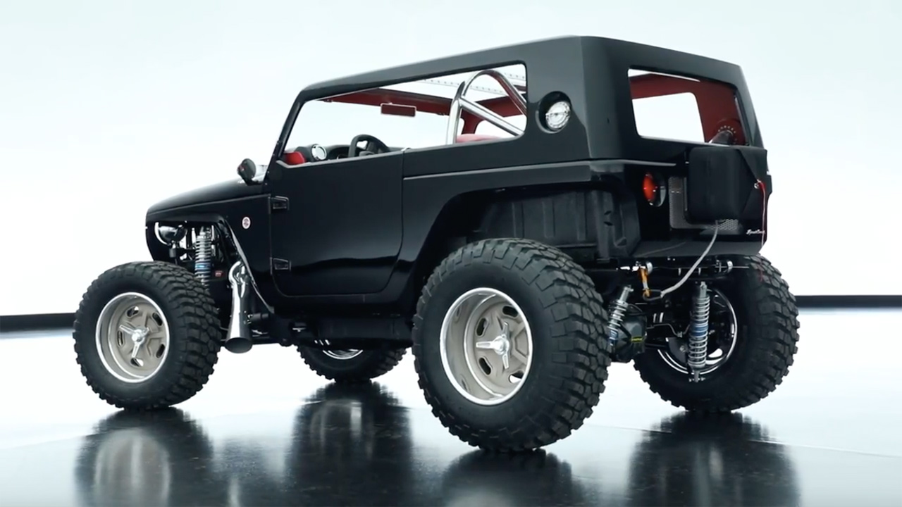 Try Watching This Video On Www.youtube.com, Or Enable JavaScript If It Is  Disabled In Your Browser. Jeep Wrangler Quicksand With A 392 HEMI V8