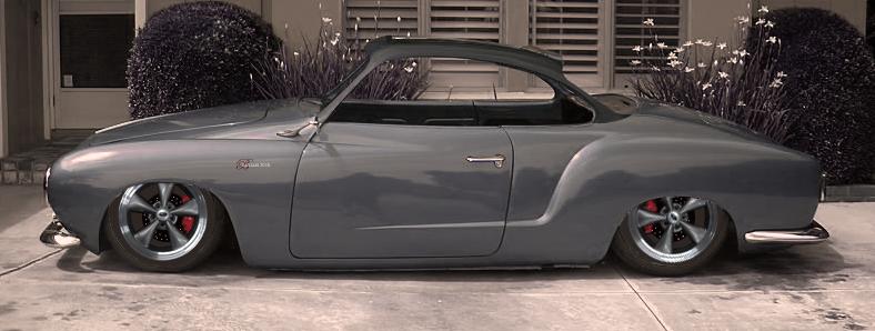 Building a Karmann Ghia with a Subaru Flat-Six – Engine ...