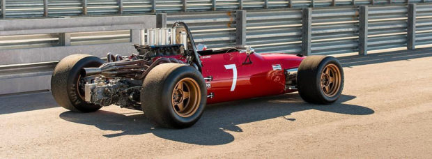 SVF1 Ferrari 312 Replica with a 6.2 L LSx V8