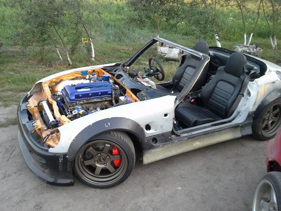 suzuki cappuccino with a sr20ve  u2013 engine swap depot