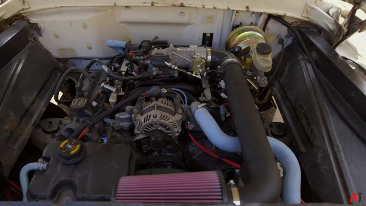 Ford F On A Crown Victoria Chassis on 06 Crown Vic Suspension Swap