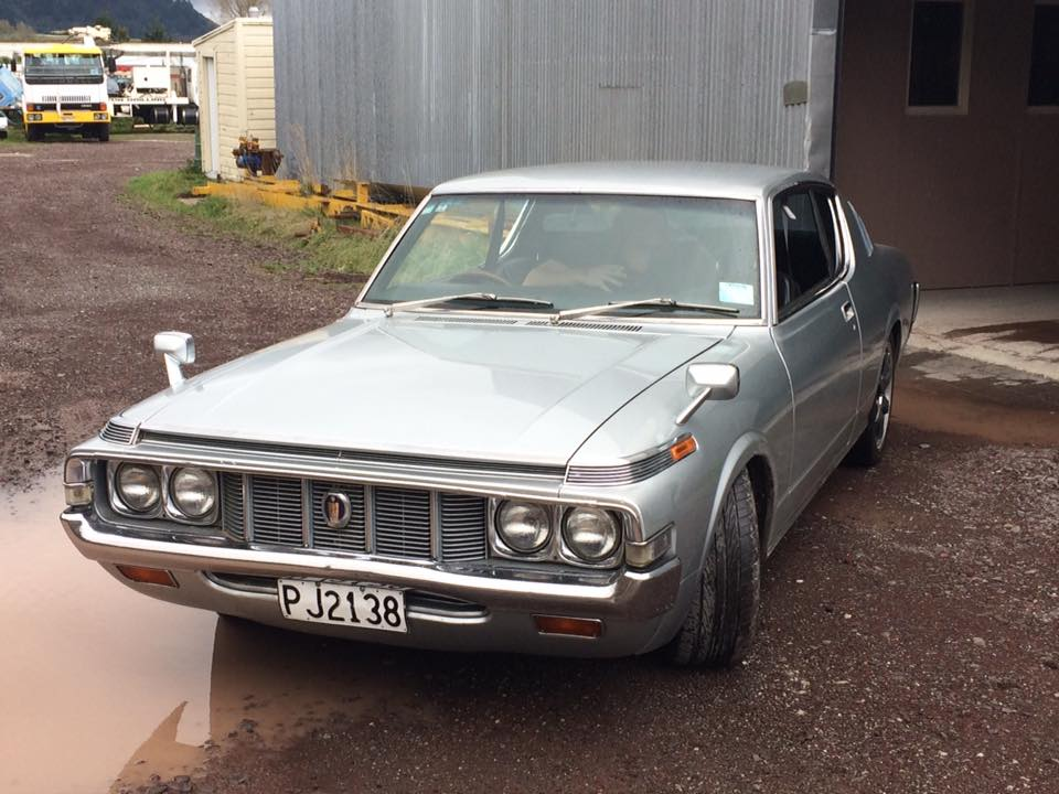 1974 Toyota Crown With A 1jz Gte Engine Swap Depot