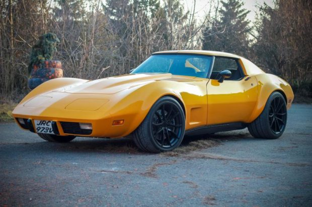 1976 Corvette with a 5.7 L LS1