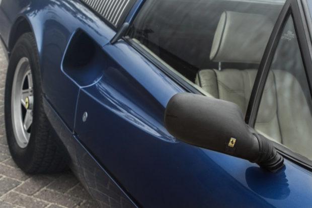 1985 Ferrari 308 with a 4.8 L F101 V12