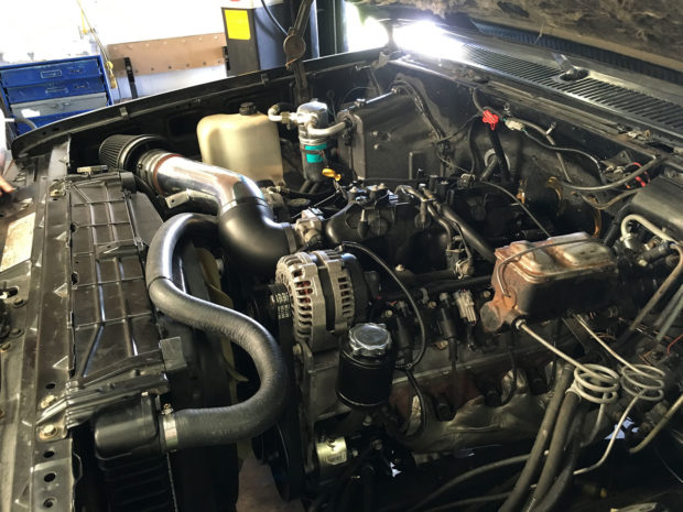 1988 Silverado 3500 with a LQ4 V8
