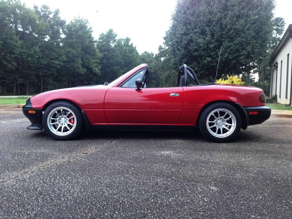 For Sale: Miata with a J32 V6 - engineswapdepot.com
