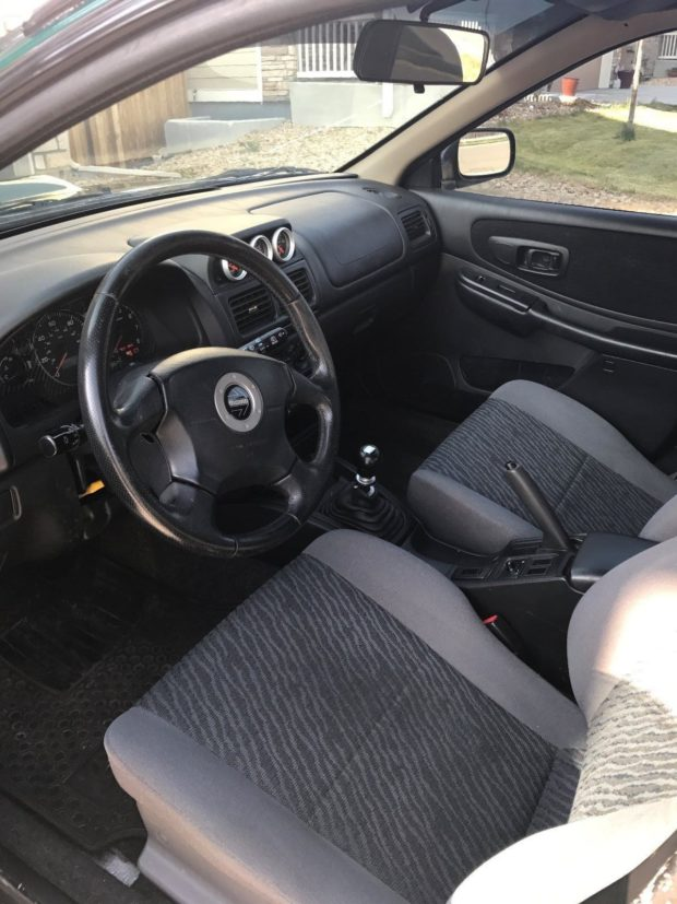 1998 Impreza Wagon with a Turbo EJ20