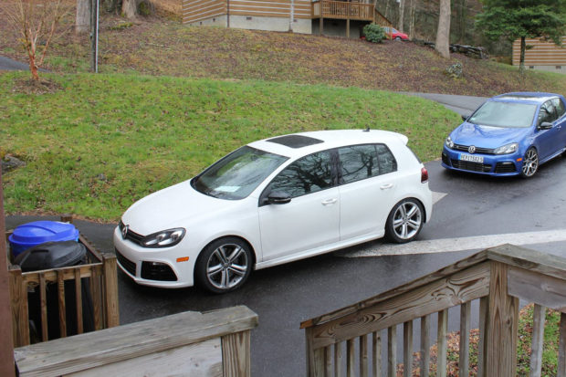 2013 Golf R with an Inline-Five