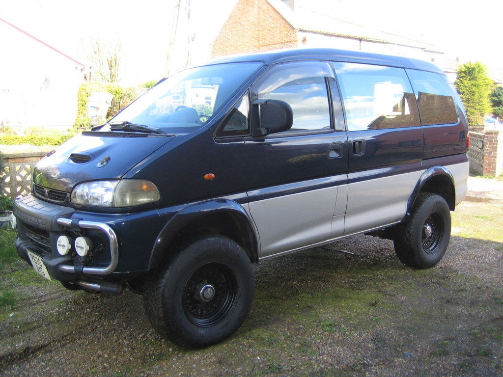 For Sale: 4WD Delica Van with a Ford 302 V8 – Engine Swap ...