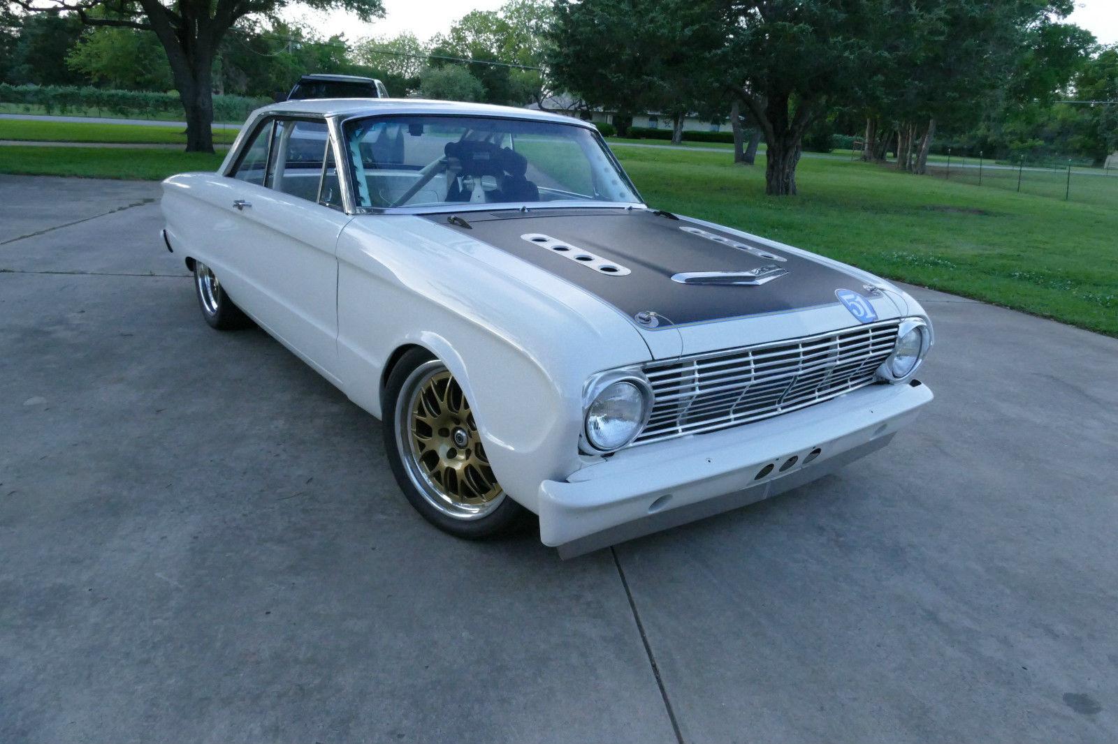 For Sale: Aaron Kaufman's 1963 Falcon Race Car – Engine Swap