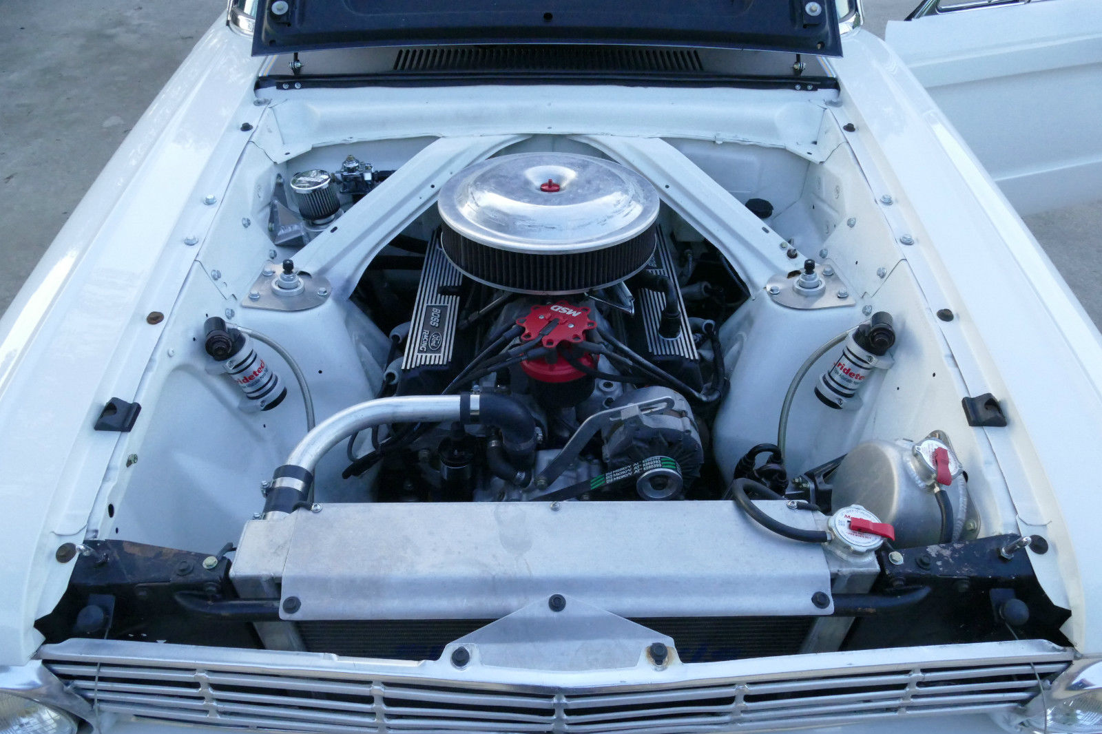 For Sale: Aaron Kaufman's 1963 Falcon Race Car – Engine Swap Depot