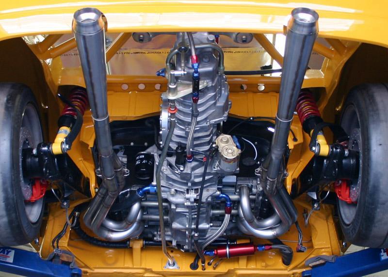 Porsche 9146 Race Car With A 36 L Flatsix €� Engine Swap Depot