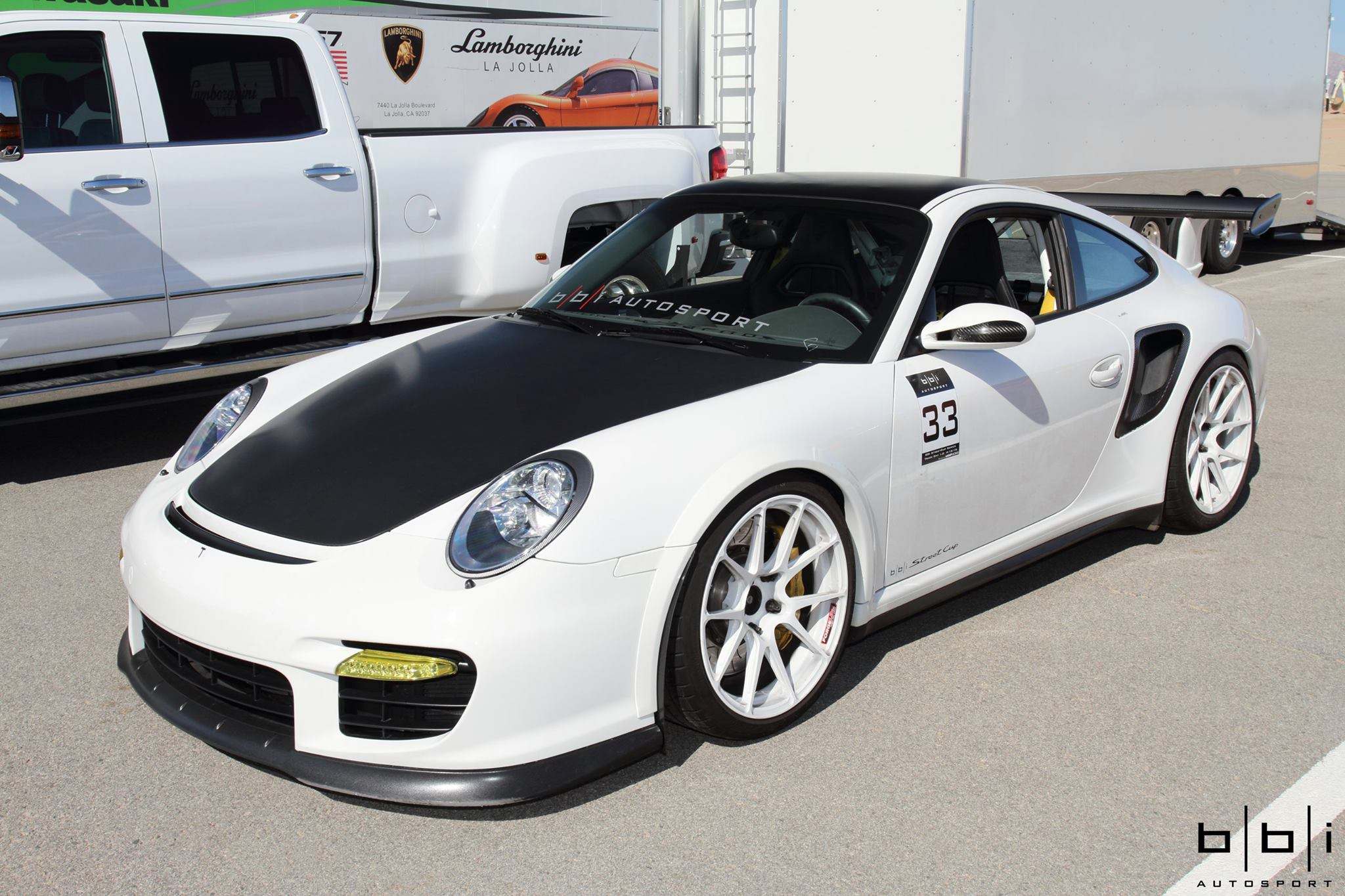 porsche 997 with a twin turbo gt3 engine engine swap depot. Black Bedroom Furniture Sets. Home Design Ideas