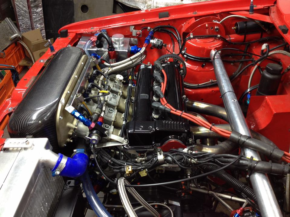 Vw Golf With An Audi L Stw Inline Four on Vw Engine Wiring