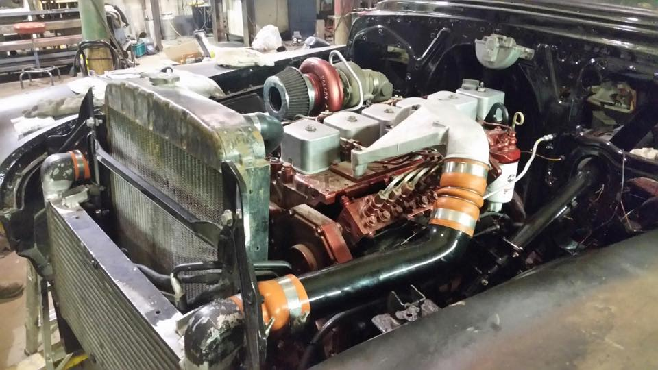 Chevy Impala Mpg >> 1950 Buick with a Cummins Inline-Six – Engine Swap Depot