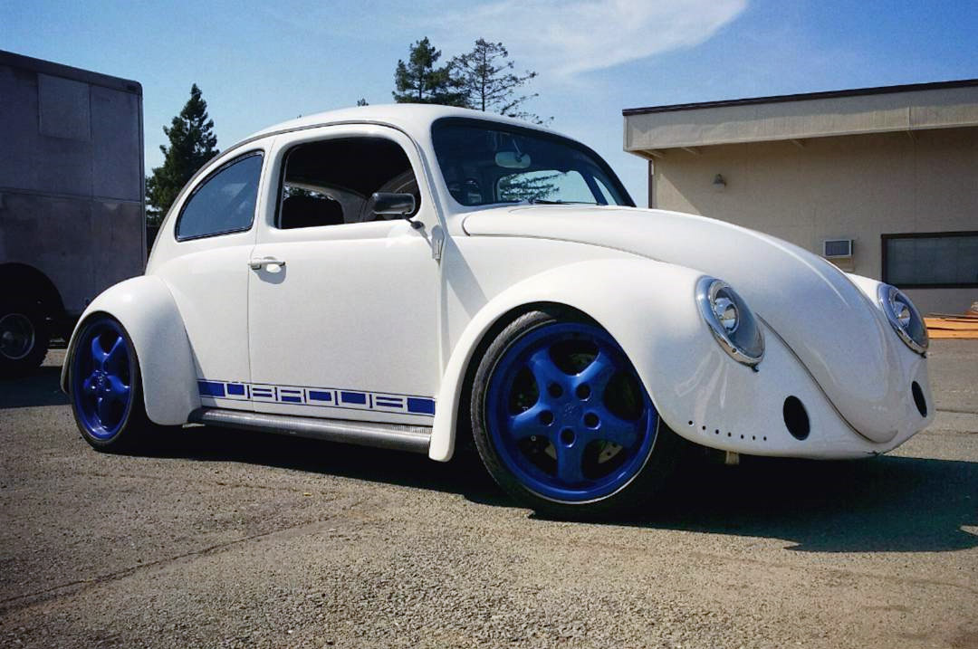 1960 Beetle with a Turbo Audi I4 – Engine Swap Depot on