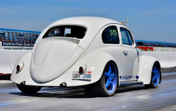 1960 VW Beetle with a Turbo Audi I4