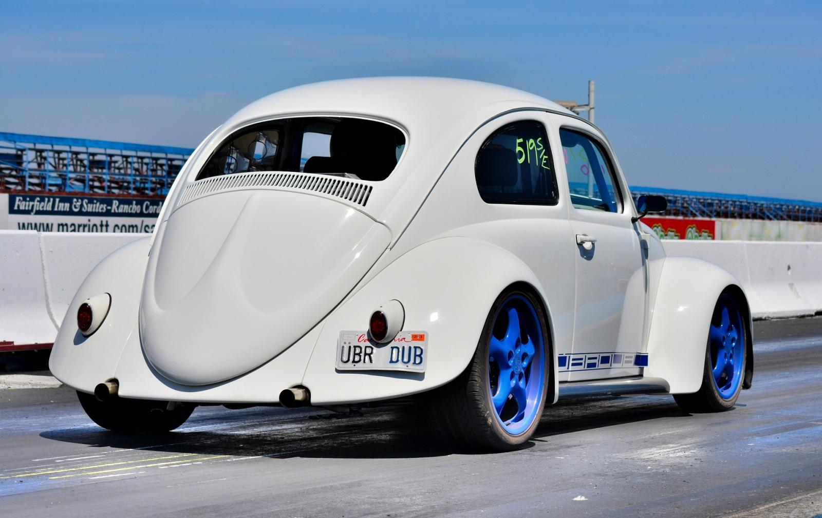 1960 Beetle With A Turbo Audi I4 Engine Swap Depot