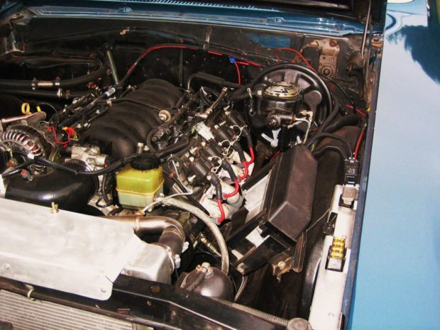1967 Buick Wagon with a LS1 V8