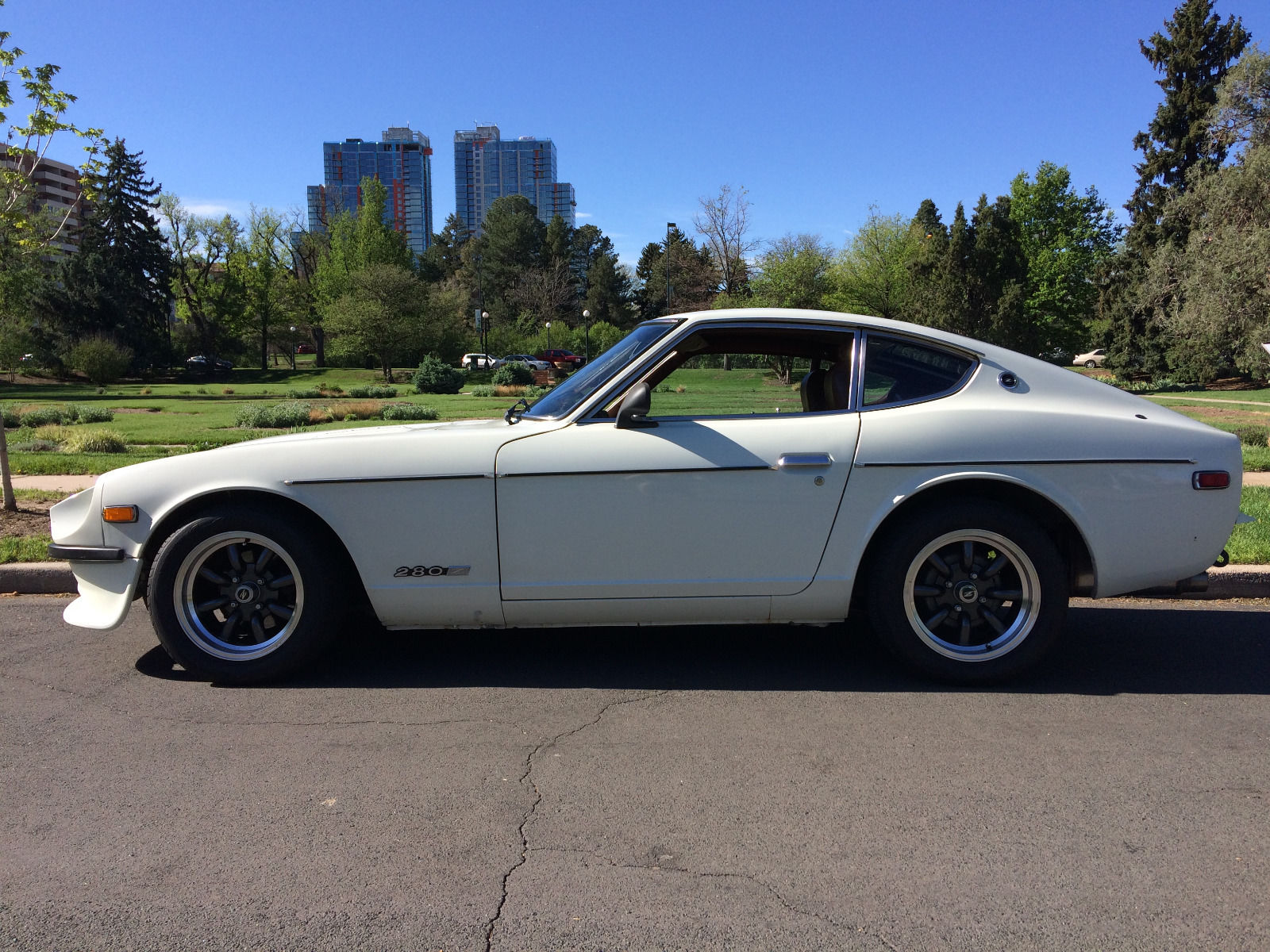 for sale 1978 datsun 280z with a supercharged lsx. Black Bedroom Furniture Sets. Home Design Ideas