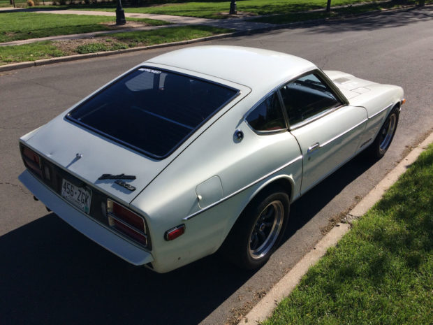 1978 Datsun 280Z with a Supercharged LSx V8