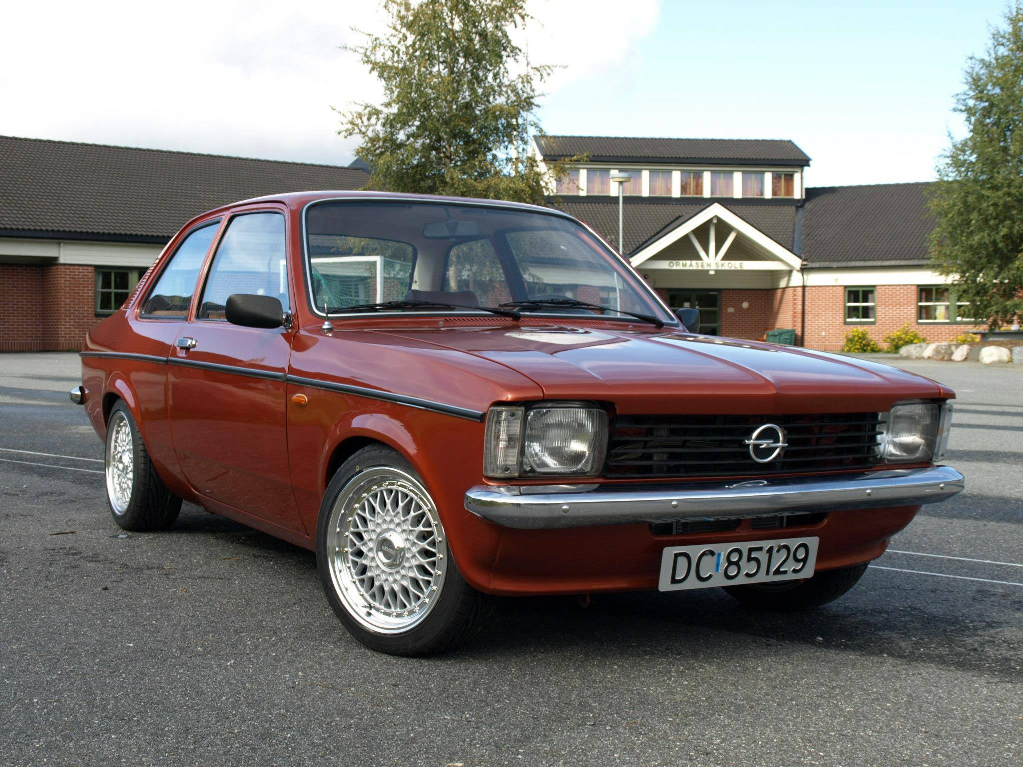 opel kadett with a turbo j35 engine swap depot. Black Bedroom Furniture Sets. Home Design Ideas
