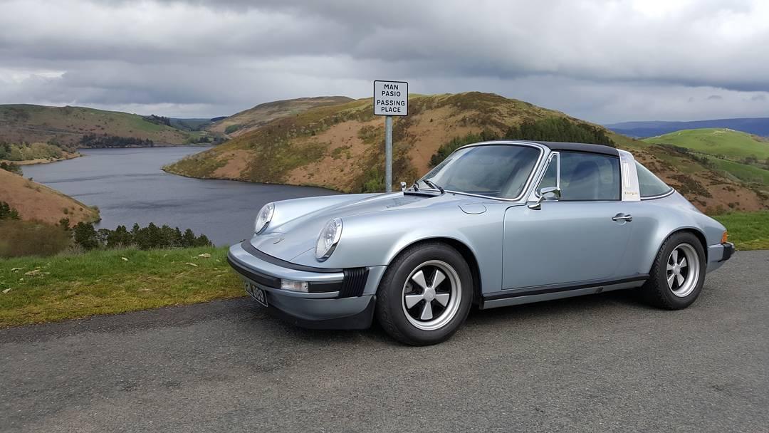 Porsche With An Electric Motor Engine Swap Depot