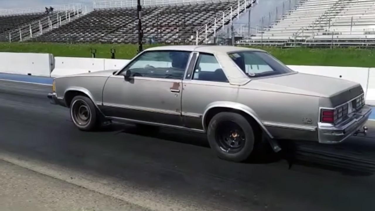 9-sec Malibu with a turbo LSx V8