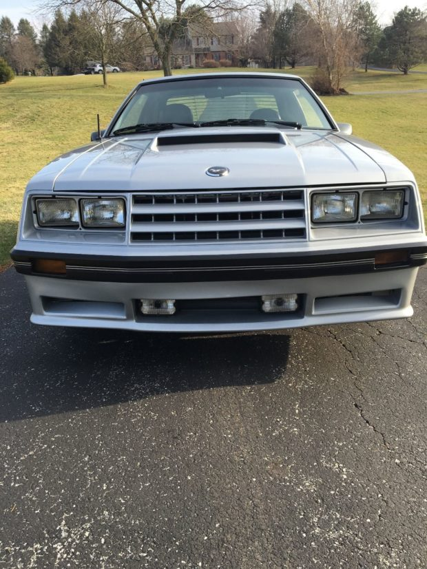 1982 Mustang with a 2004 Mach 1 4.6 L V8
