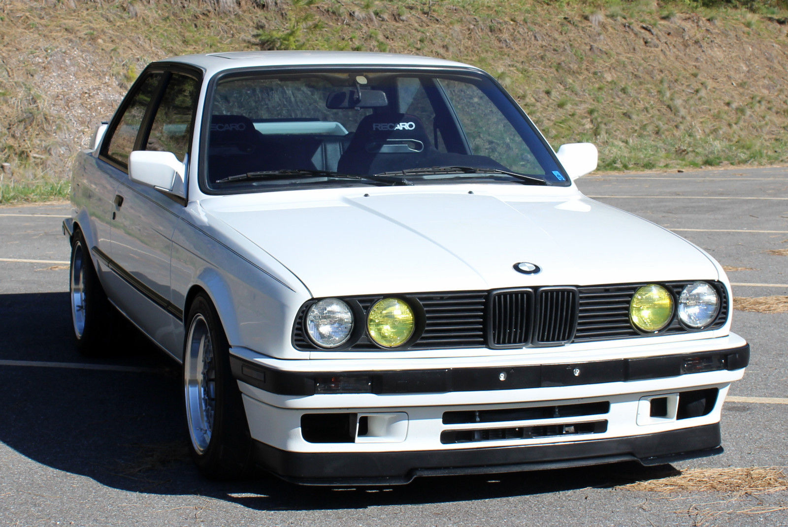 For Sale 1991 Bmw E30 With A Supercharged S52 Engine Swap
