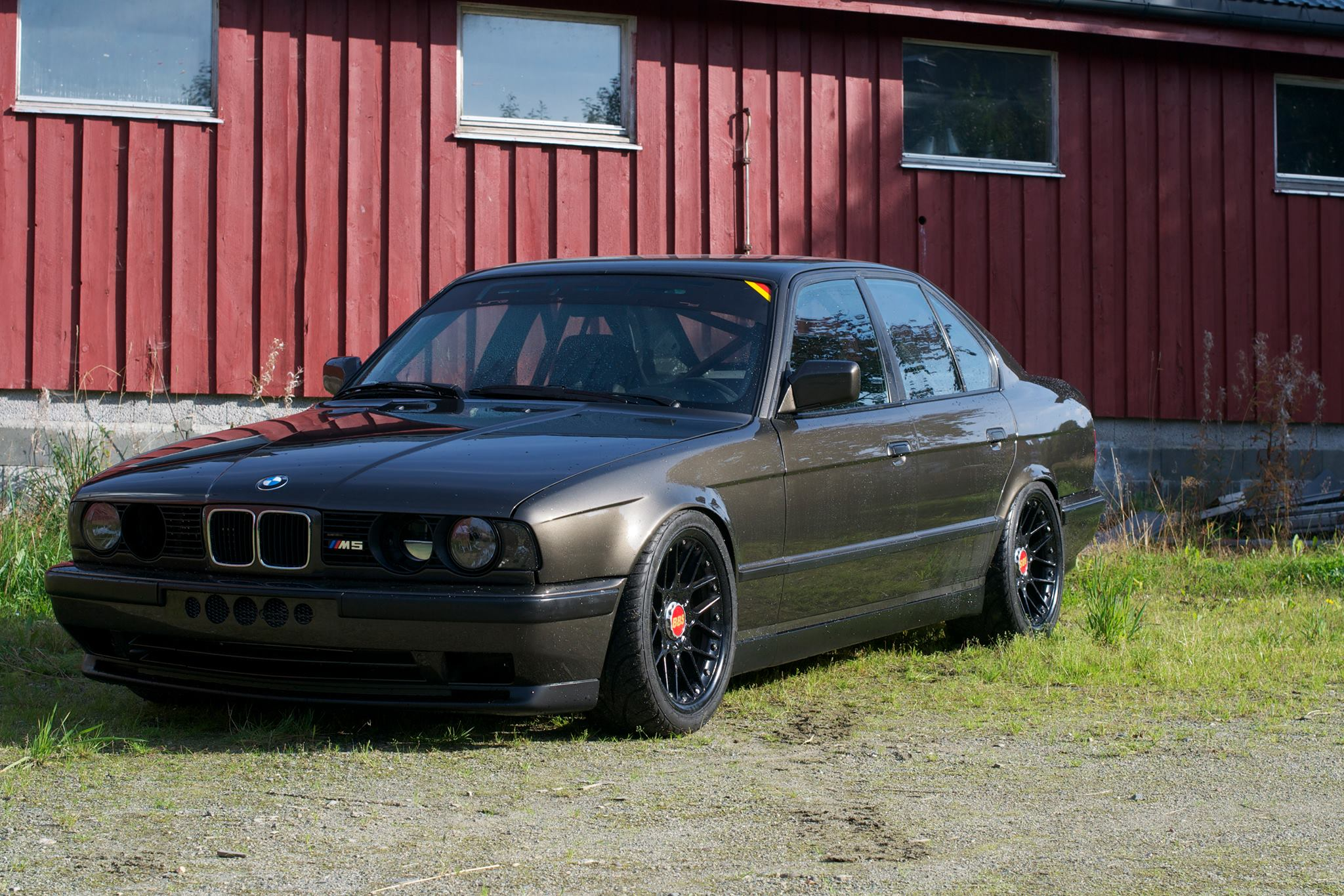 Bmw M5 With A 1000 Hp Inline Six Engine Swap Depot